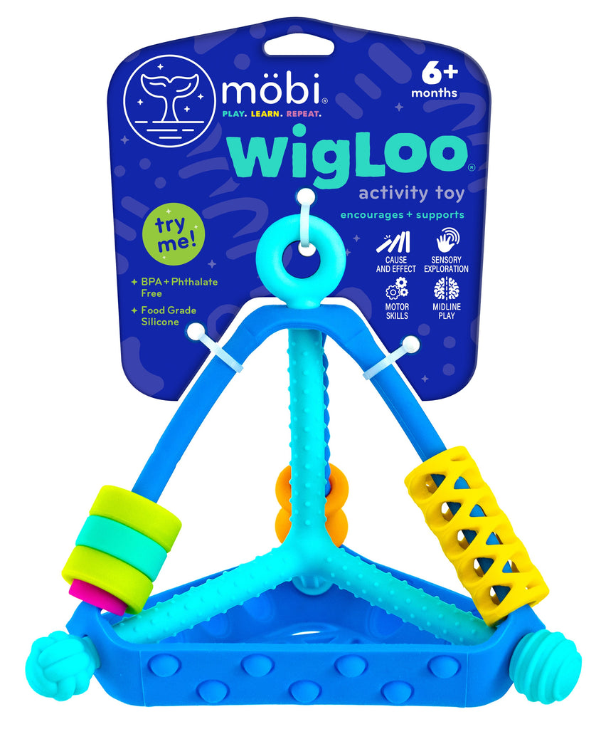 mobi wigloo silicone activity toy