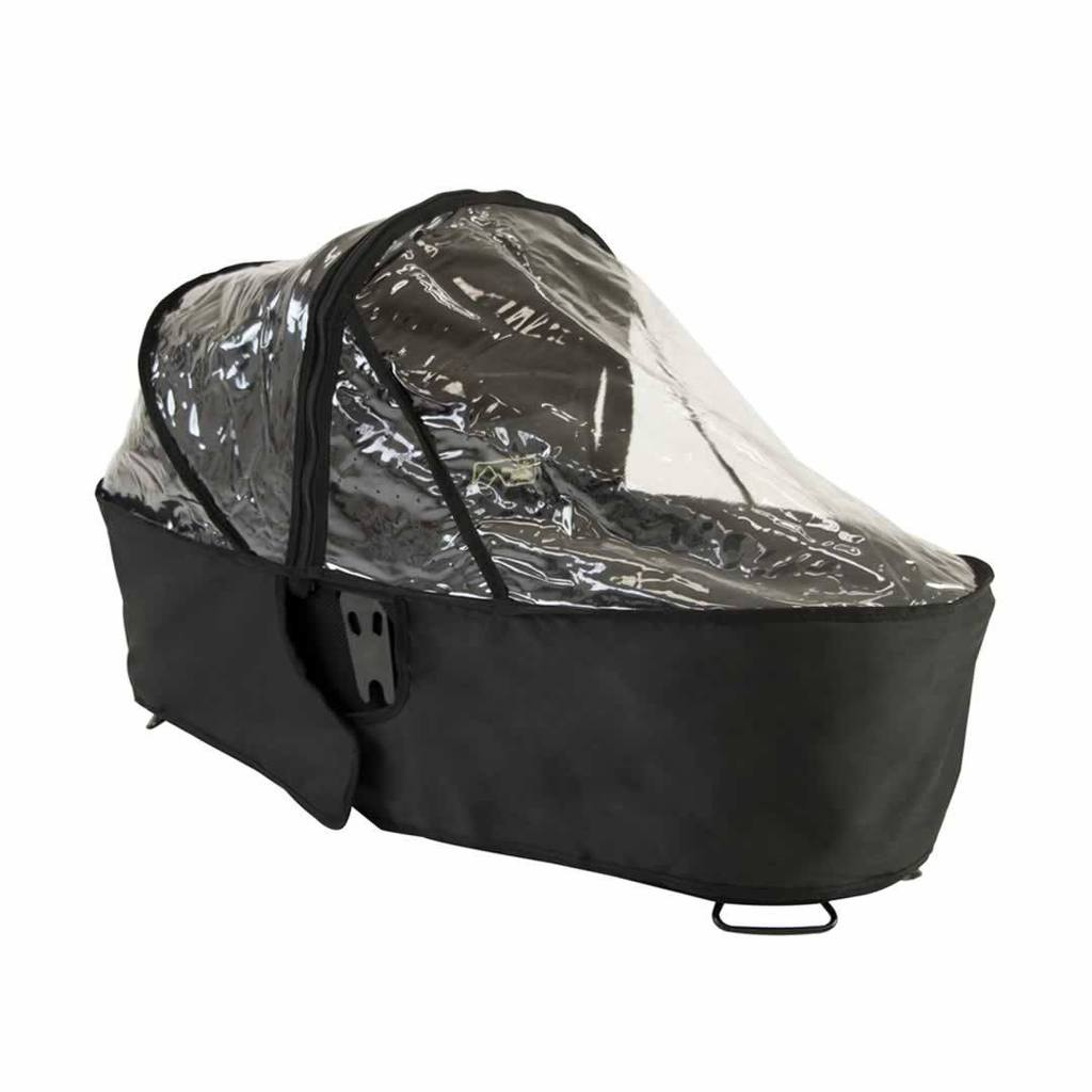mountain buggy carrycot plus duet storm cover