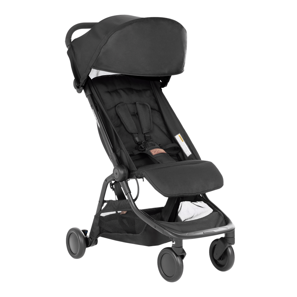 mountain buggy nano v3 2020 black