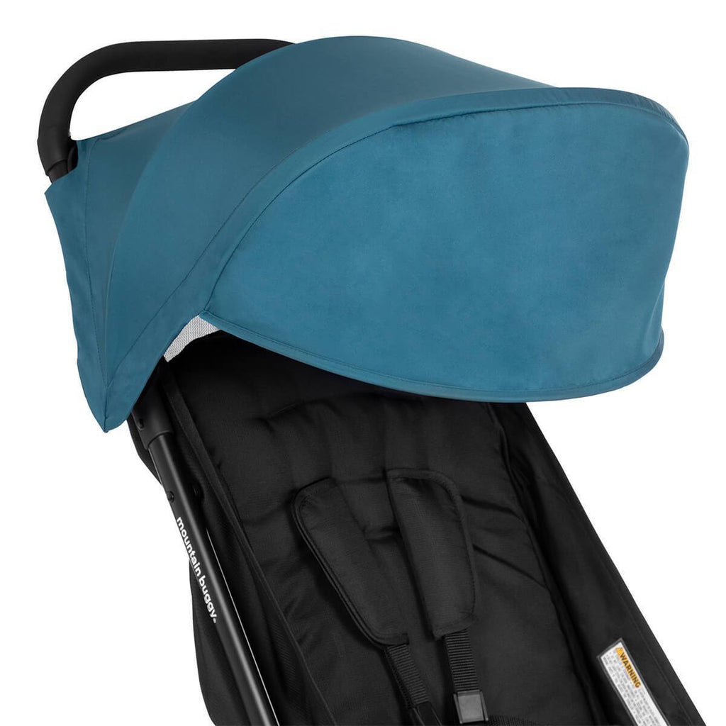 mountain buggy nano v3 2020 teal canopy