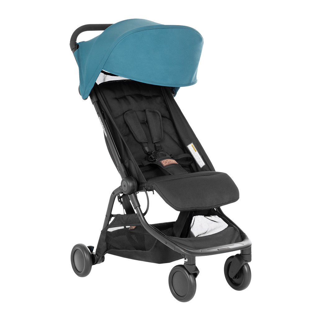 mountain buggy nano v3 2020 teal