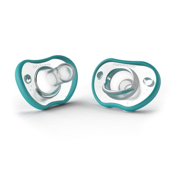 Flexy Pacifier Twin Pack (0-3m)