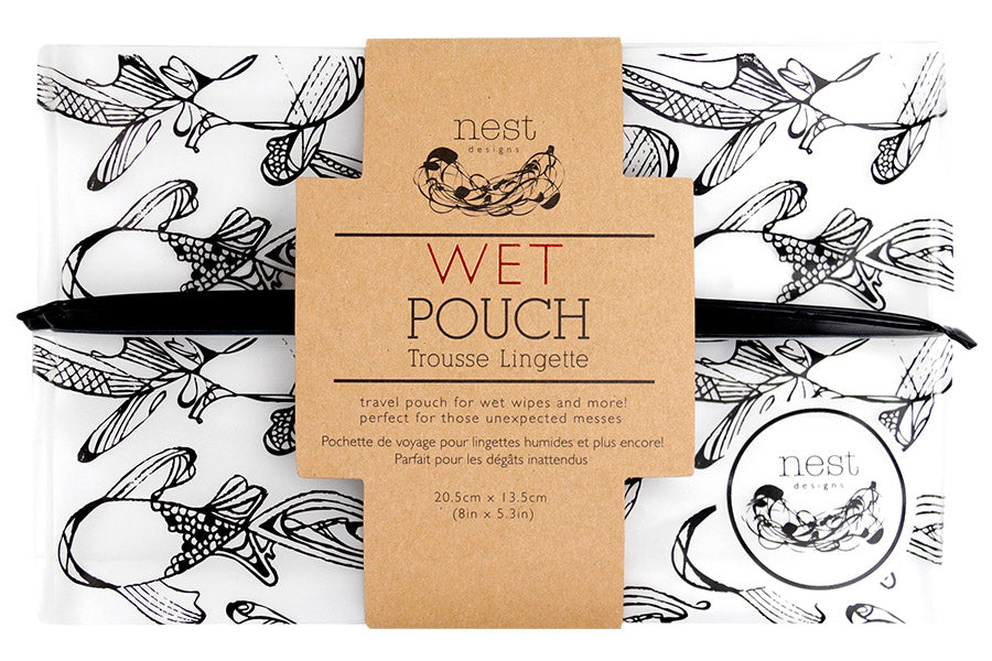 nest designs wet wipes travel pouch