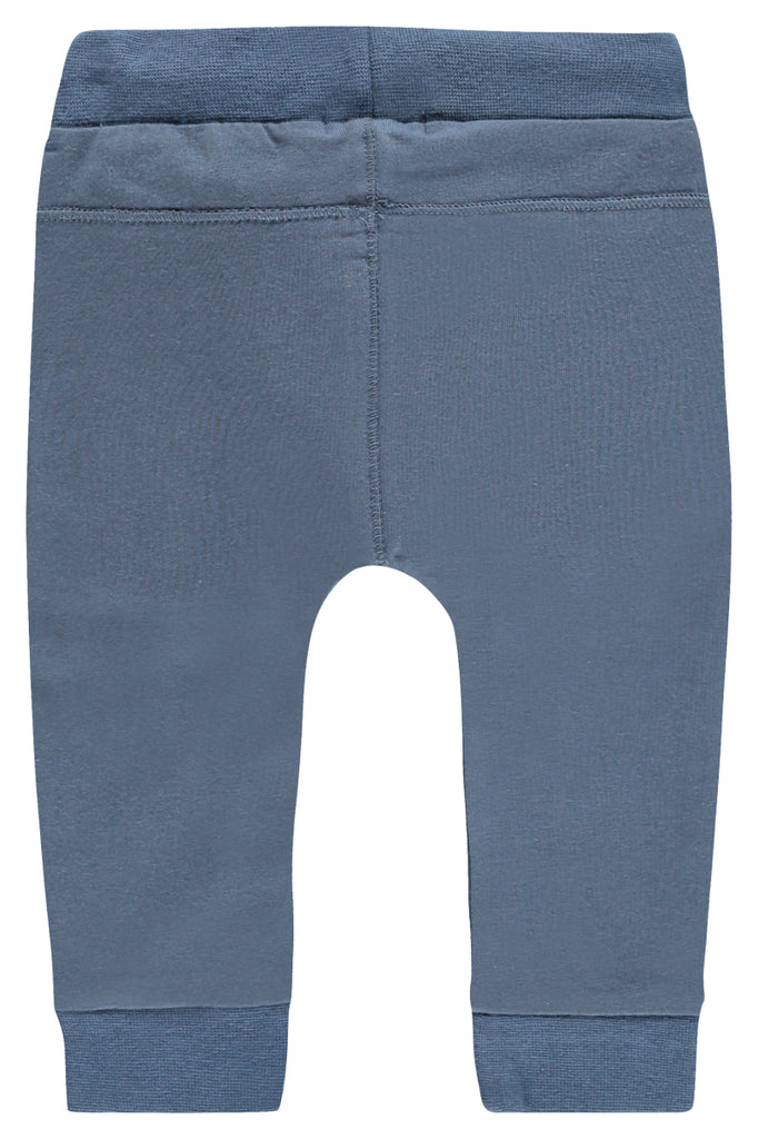noppies baby sweatpant tomah indigo blue