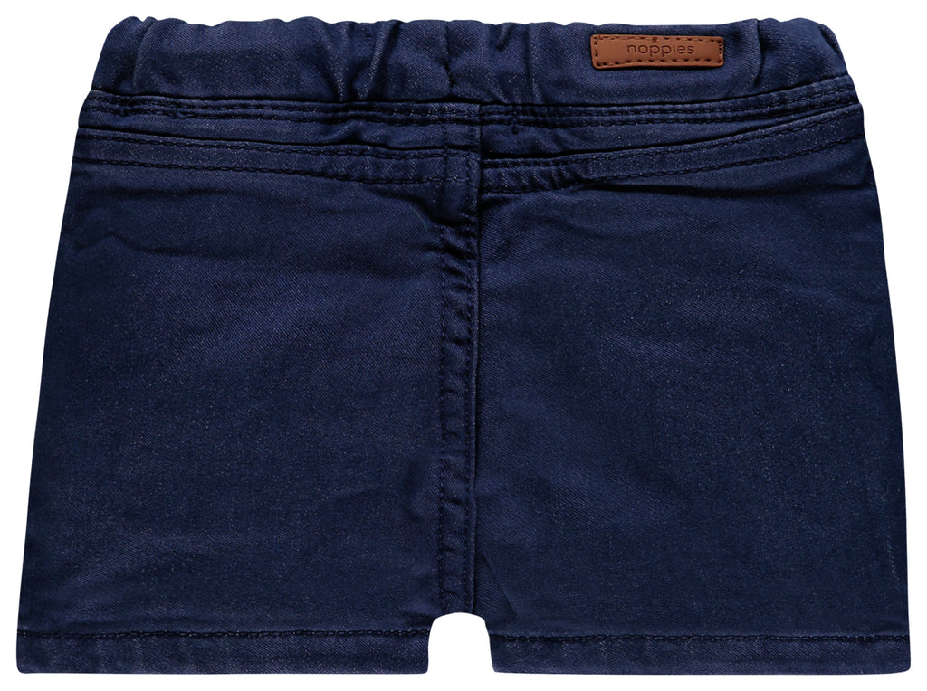 noppies denim short suffield patriot blue