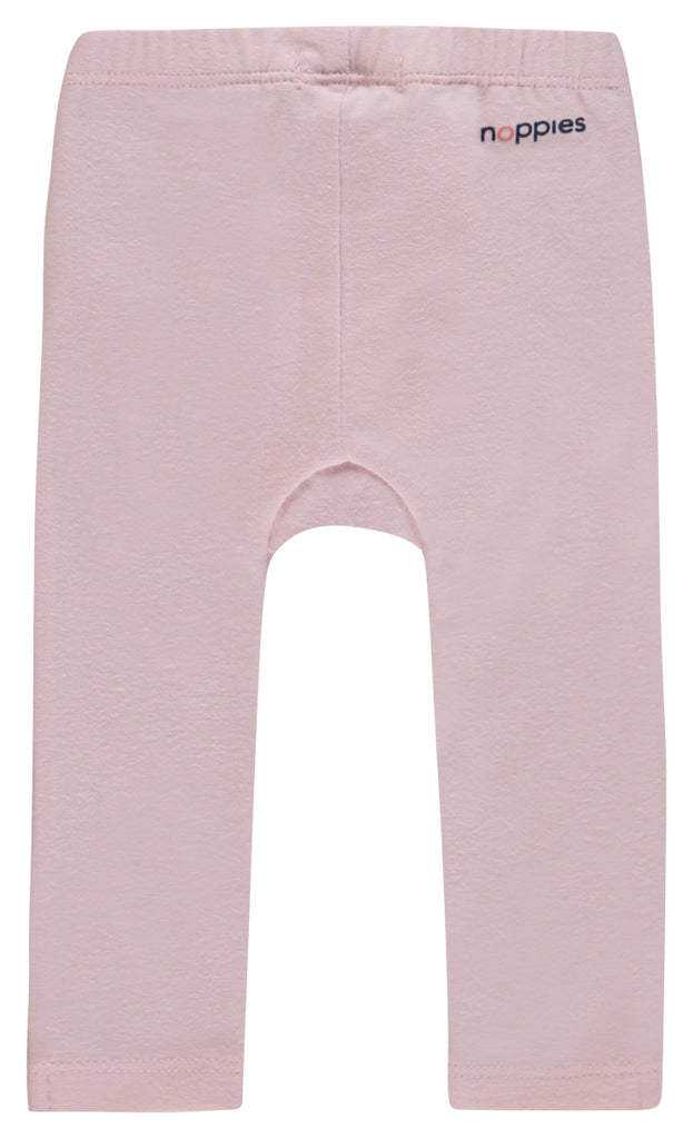 noppies leggings tuba pink back