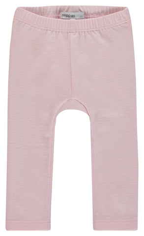 noppies leggings tuba pink front