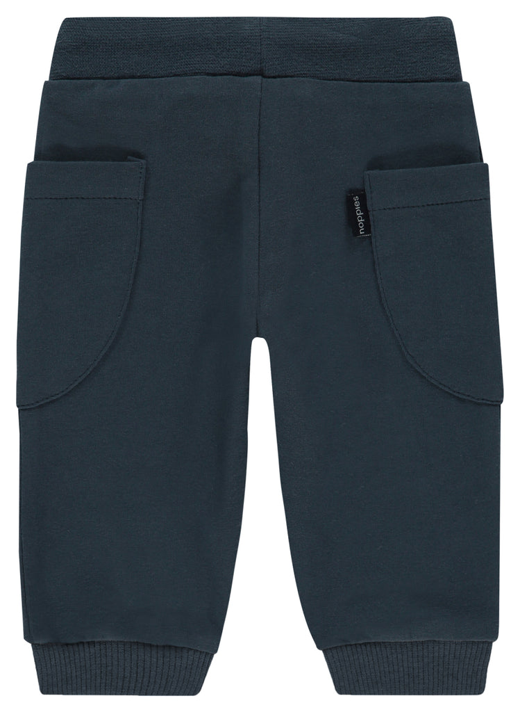 noppies slim fit sweatpant apopka midnight navy back