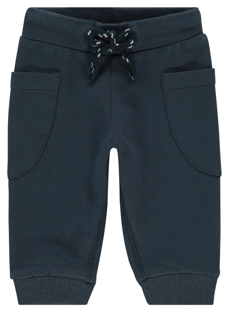 noppies slim fit sweatpant apopka midnight navy front