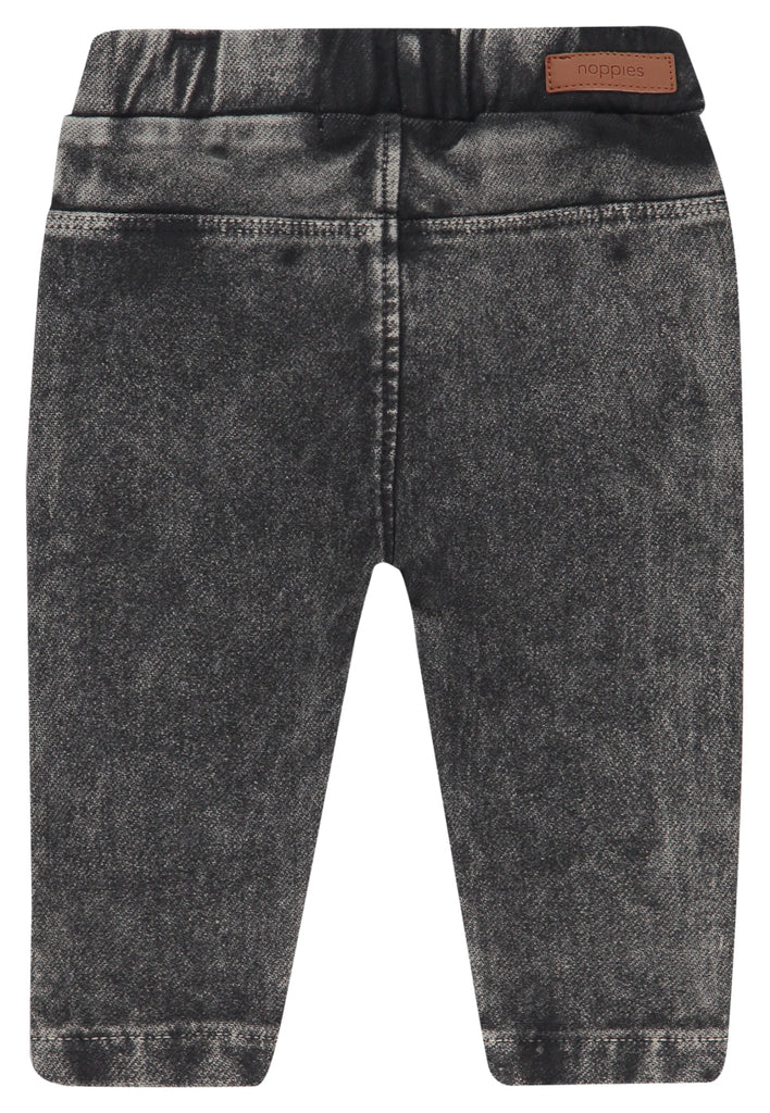 noppies slim fit jegging trouser jean dark grey wash