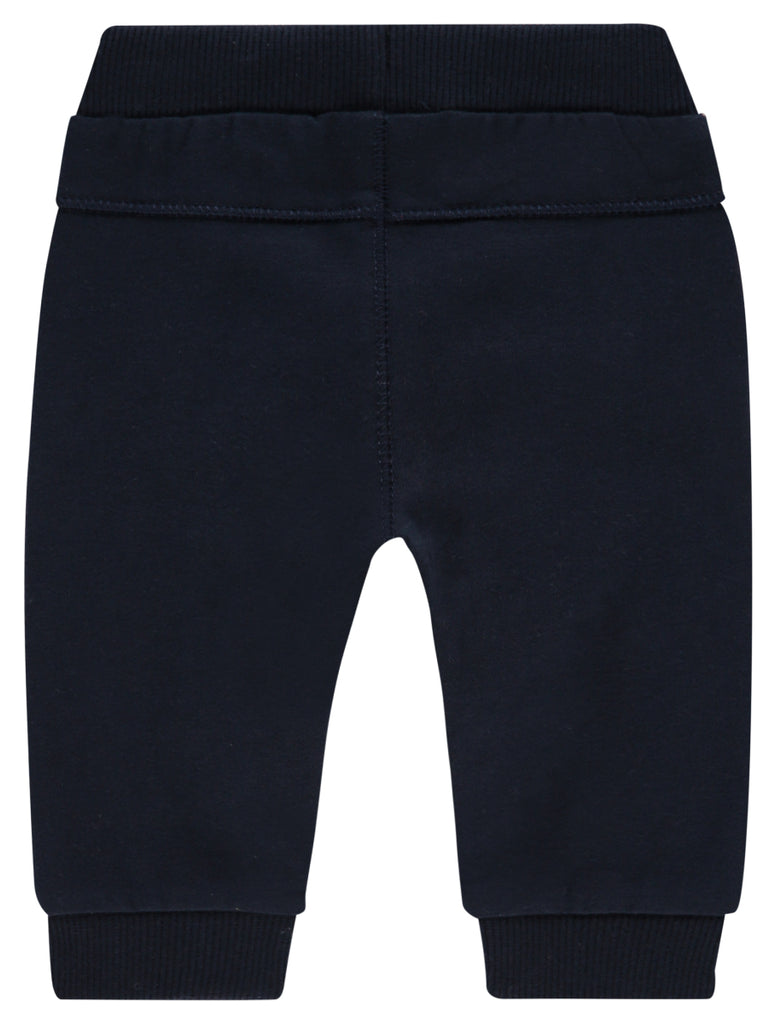 noppies sweatpant trousers ames dark sapphire back