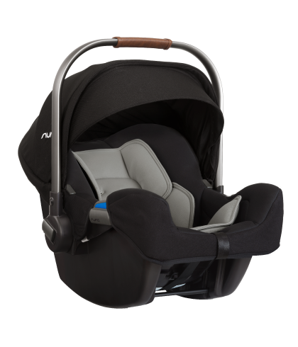 PIPA 2019 Infant Car Seat - Caviar