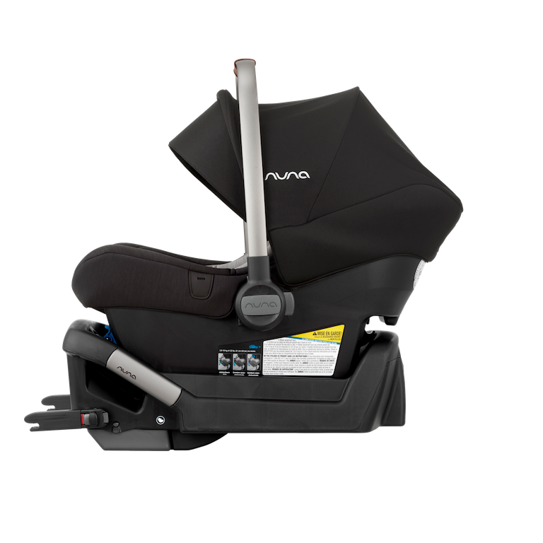 PIPA Lite Infant Car Seat- Caviar