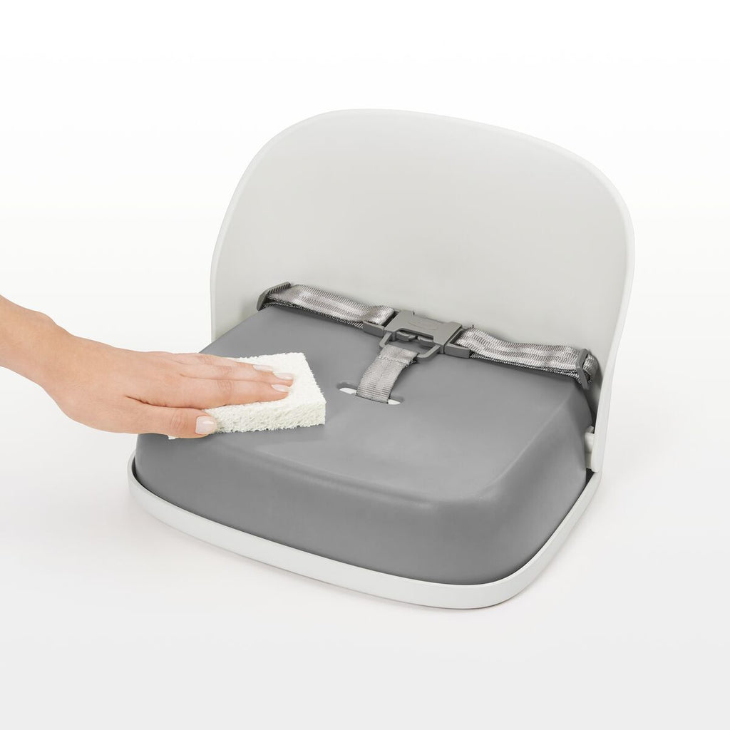 oxo tot perch booster seat grey portable
