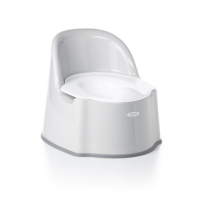 oxo tot potty chair grey