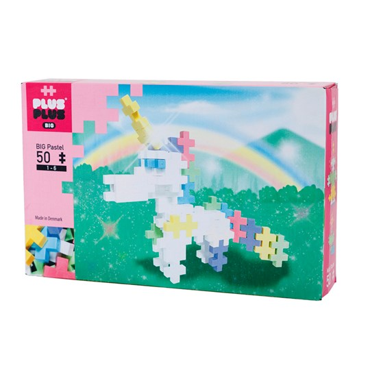 Big Unicorn Building Set (50pcs)