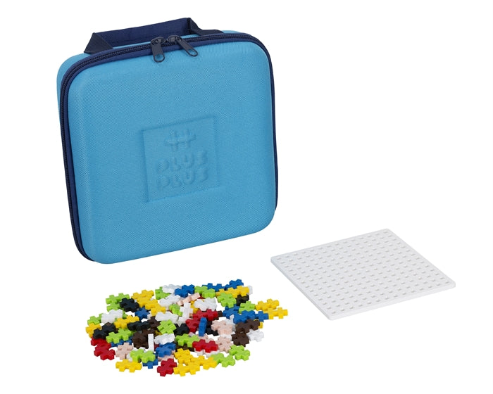 Plus Plus Travel Case (100 pcs + Baseplate)