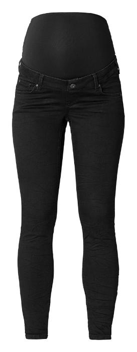 Lou Slim Fit Jeans - Black Denim