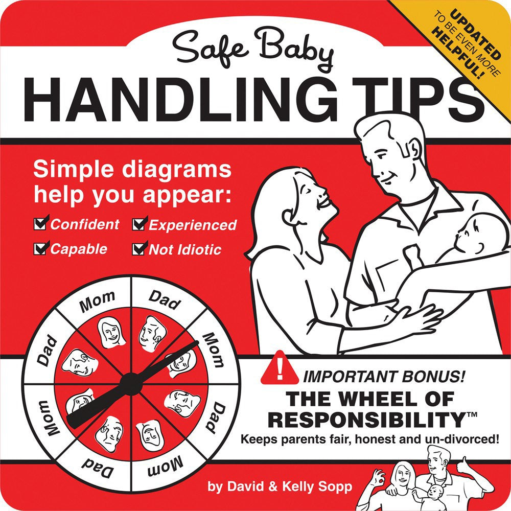 Safe Baby Handling Tips by David & Kelly Sopp