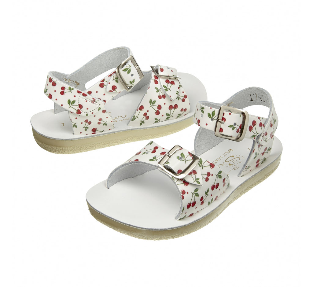 Surfer Sandals - Cherry Print