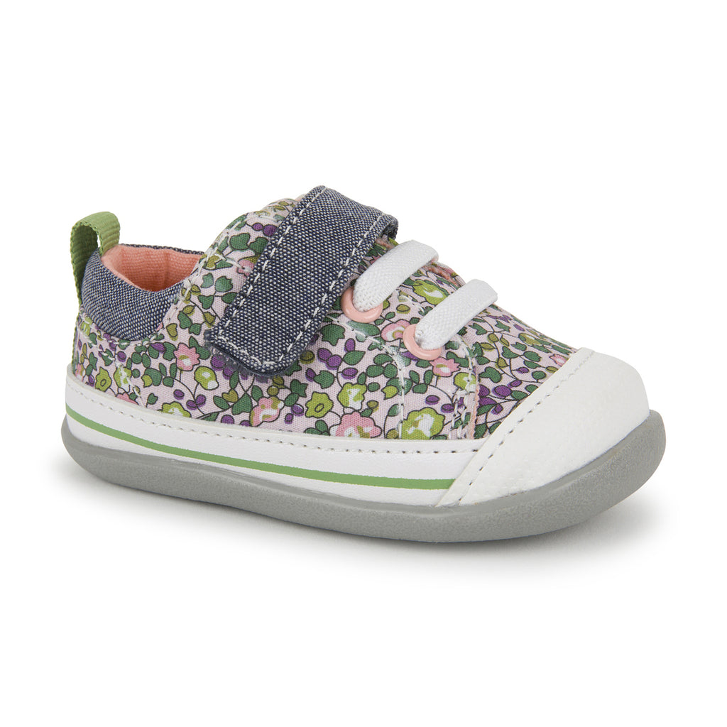 see kai run first walkers stevie ii pink floral