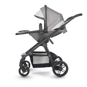 silver cross coast double stroller limestone recline