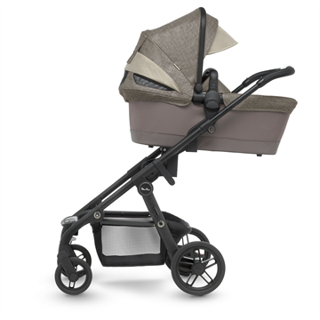 silver cross coast double stroller tundra bassinet high