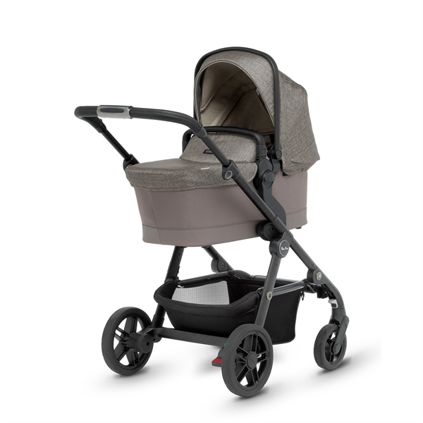 silver cross coast double stroller tundra bassinet