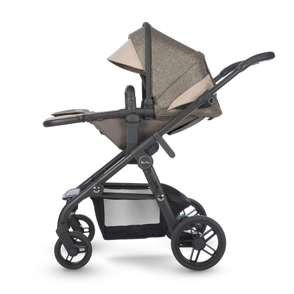 silver cross coast double stroller tundra side recline