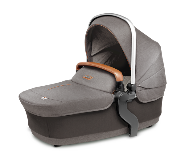 silver cross wave double stroller sable bassinet