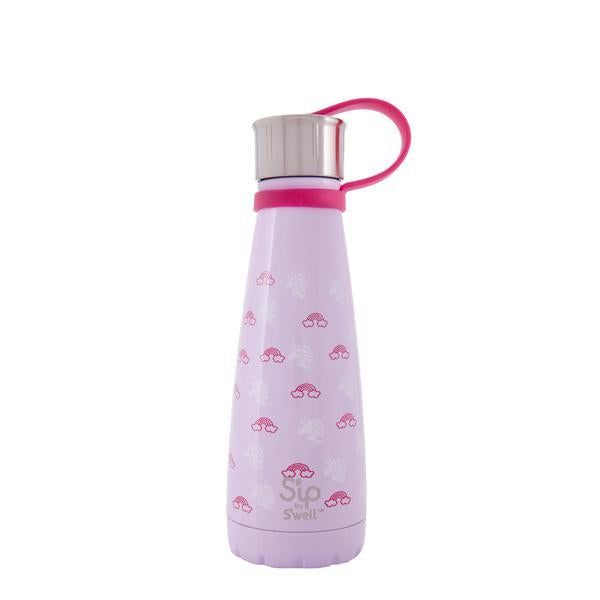 s'ip by s'well insulated stainless steel bottle 10 oz 295 ml unicorn dream