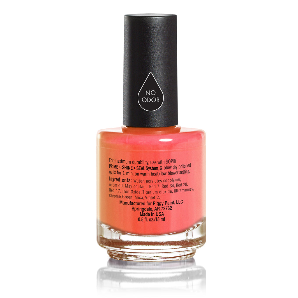 SOPHi Odourless Non-toxic Nail Polish (15 ml)