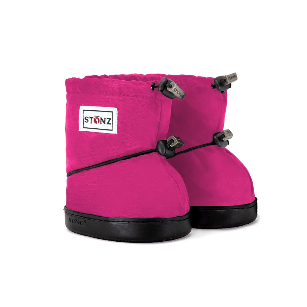 Toddler Winter Booties - Fuchsia