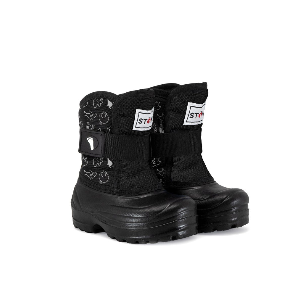 Scout Winter Boots - Stonz Print