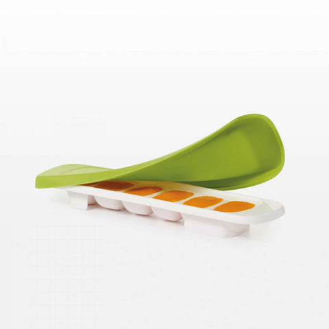 Freezer Tray with Silicone Lid (2pk)