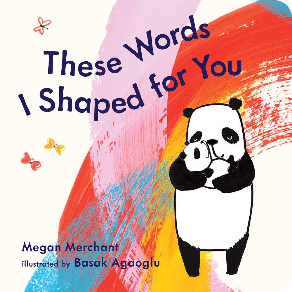 These Words I Shaped For You by Megan Merchant
