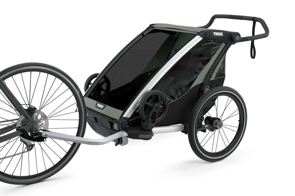 Chariot Lite 2 Multi-Sport Trailer (Double) - Agave