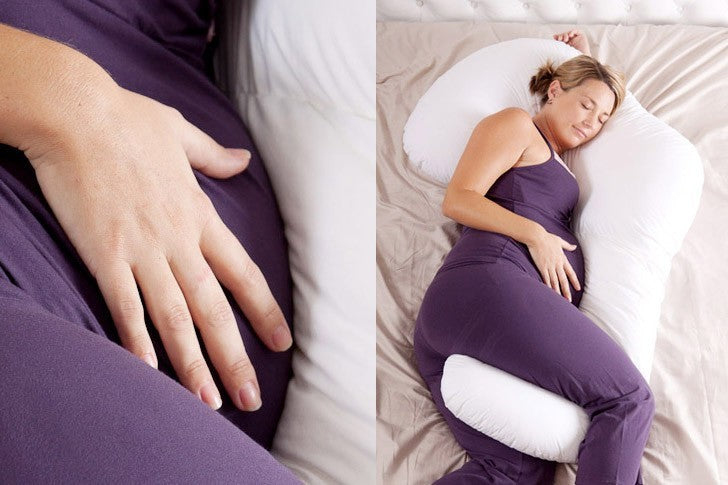 The ULTIMATE 6-in-1 Pregnancy, Body, Nursing/Feeding Pillow