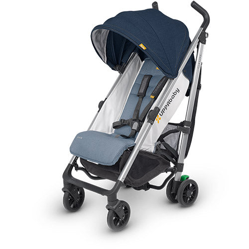 uppababy g-luxe aidan blue