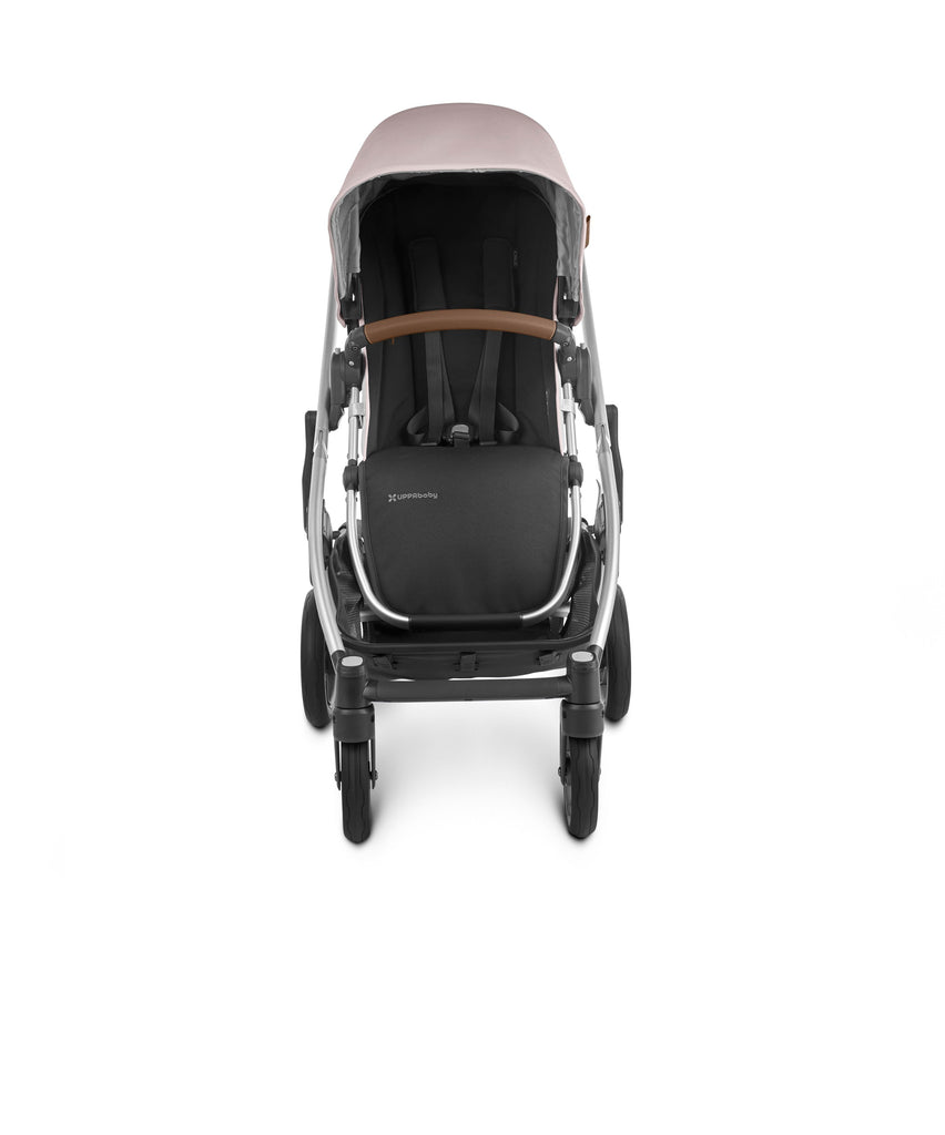 CRUZ V2 Stroller - ALICE (Dusty Pink/Silver/Saddle Leather)