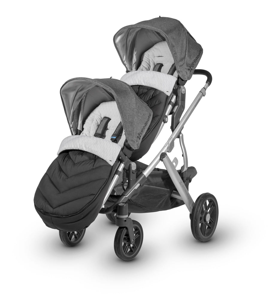 uppababy rumbleseat cozy ganoosh jake