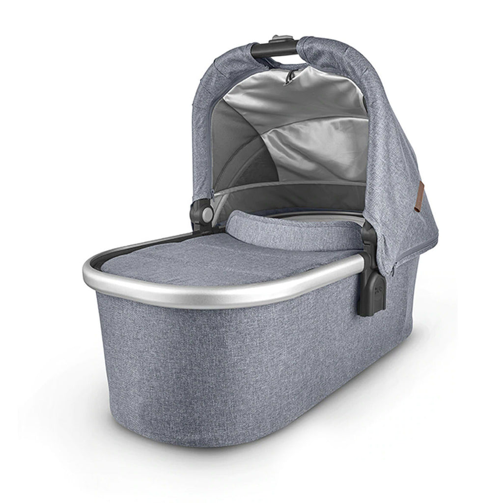 uppababy vista cruz v2 bassinet gregory