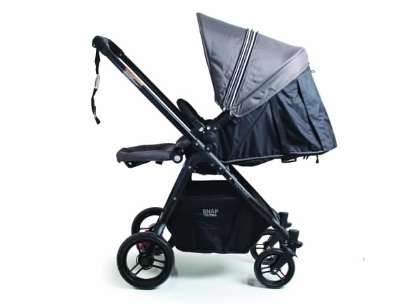 Snap Ultra CLASSIC Stroller - Dove Grey