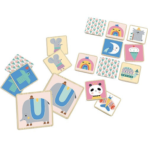 Suzy Ultman Memory Game (48 pcs)