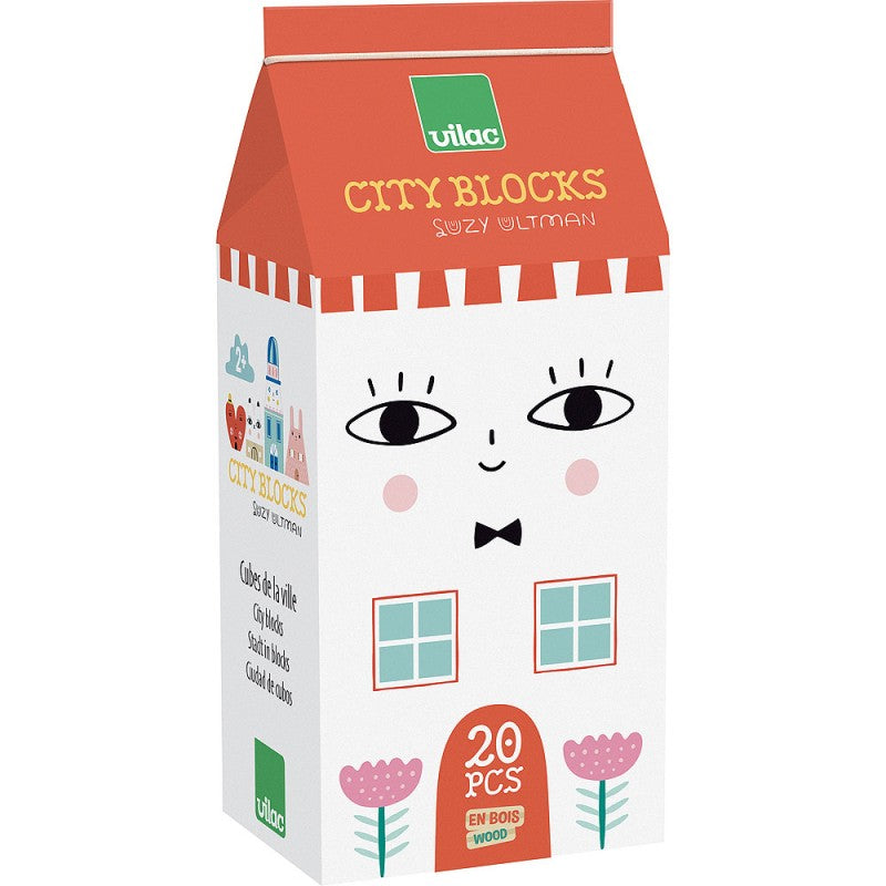 Tiny City Blocks by Suzy Ultman