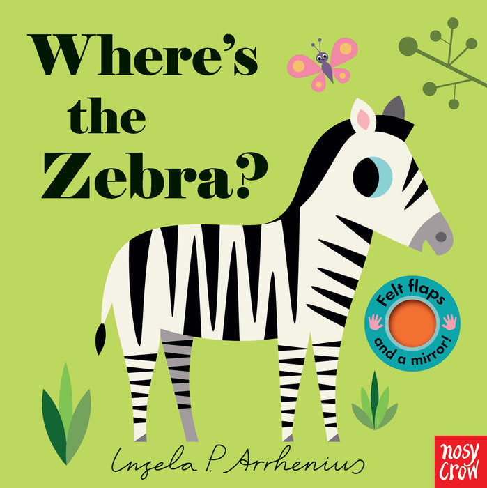 where's the zebra by ingela p arrhenius