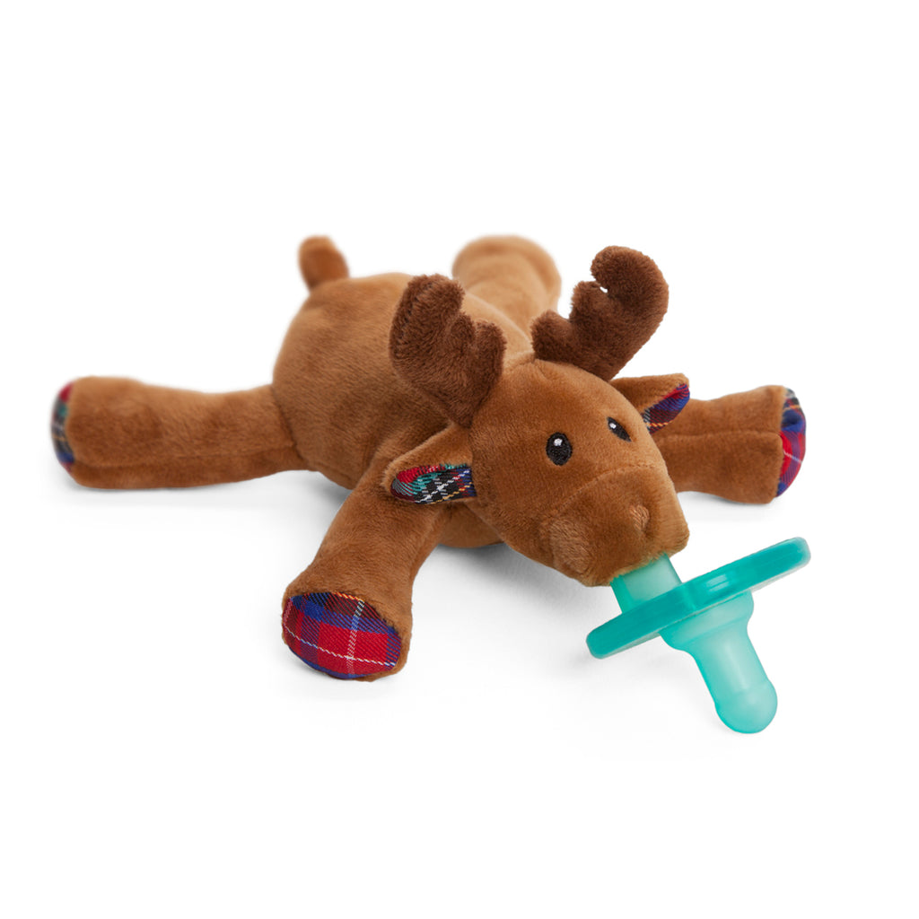 Reindeer Infant Pacifier (Holiday Edition)
