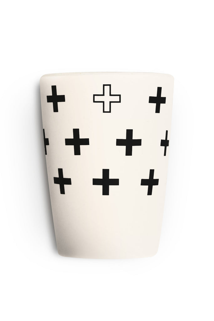 young lux eco friendly bamboo cups set of 4 scandinavian series swiss
