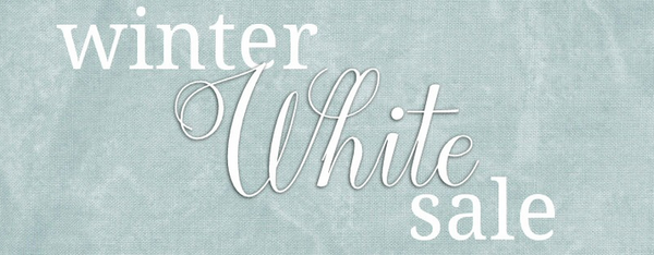 White Sale at Perfect Linens--A Special Offer!