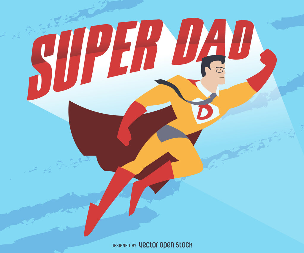 Supercale™ for Super Dad Giveaway